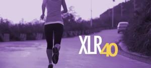 XLR40 Header purple